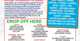 Christmas Bag Appeal 2018