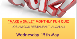 Los Amigo's Quiz Night